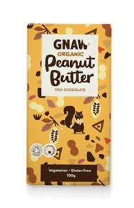 Gnaw milk chocolate peanut butter