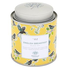 English breakfast caddy loose tea